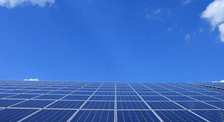 Duizenden zonnepanelen op Vomar supermarkten