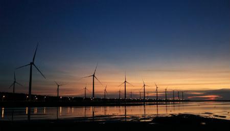 Windpark Fryslân gaat gebouwd worden door Van Oord en Siemens