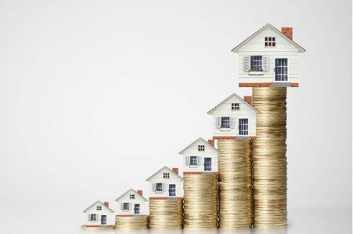 'Huizenprijzen bereiken plafond'