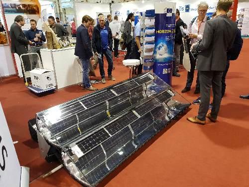 Hotel bespaart €1,5 mln door powercollectoren uit Venlo