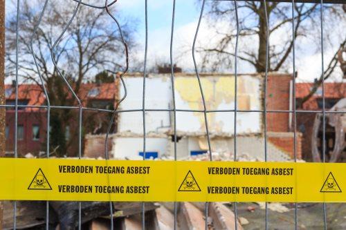 Forse besparing mogelijk bij soepeler asbestbeleid