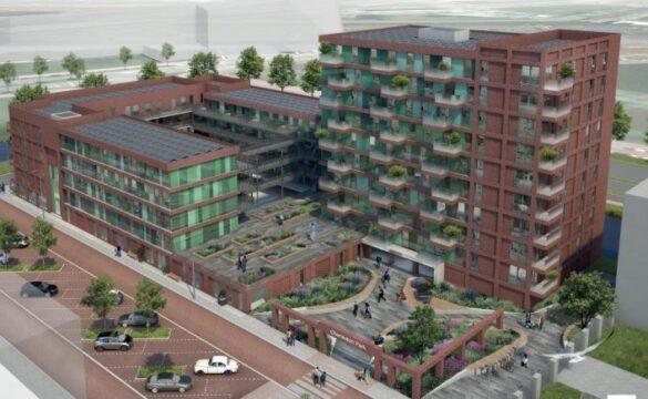 Nieuwe sociale huurwoningen in Utrecht