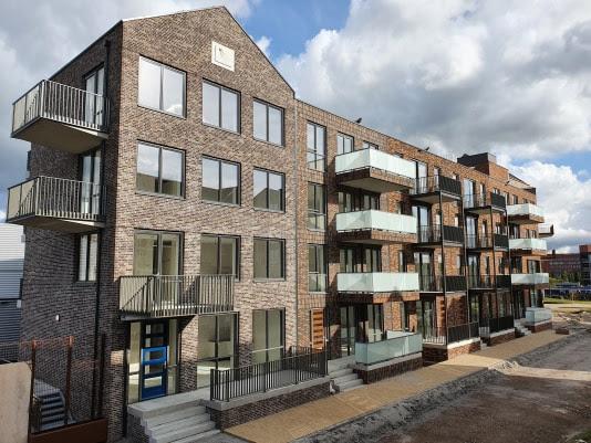 61 nieuwe sociale huurwoningen op Stationslocatie Vathorst Amersfoort
