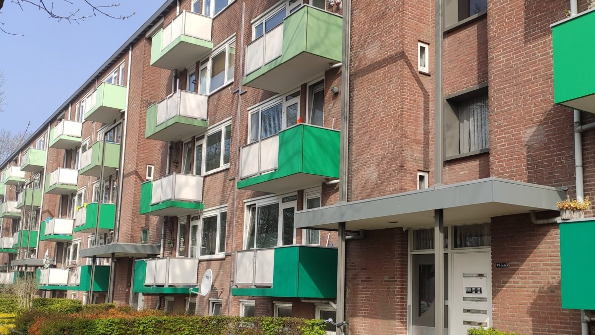 Complete woongebouwen gasloos met zelf ontwikkelde warmtepomp Wonen Limburg
